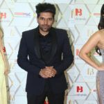 In Pictures: TV and film stars attend the 'Dada Saheb Phalke Awards'