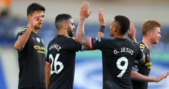 Guardiola explains what Brighton performance proves about Man City ban