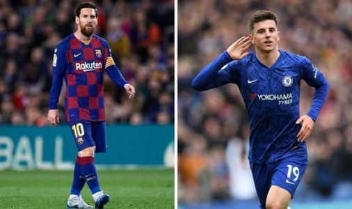 Lionel Messi makes Mason Mount prediction as Barcelona star reveals he watches Chelsea ace