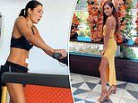 Australian fitness queen Kayla Itsines opens up about her secret battle with endometriosis