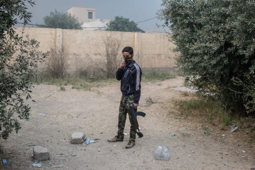 What is life really like for a conflict photographer?