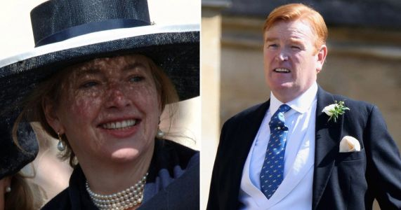 Archie's secret godparents are revealed as Prince Harry's childhood nannies