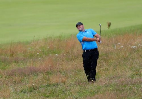 Patrick Reed in control of Race to Dubai with 64 at DP World Tour Championship
