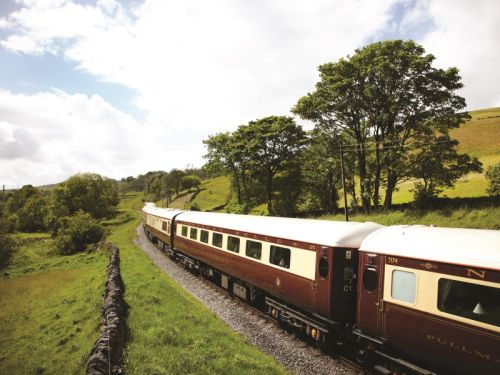 The Northern Belle is returning to the North East!