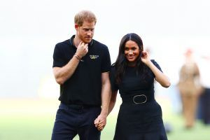 Meghan Markle and Prince Harry have reportedly signed with the Obamas' public speaking agency