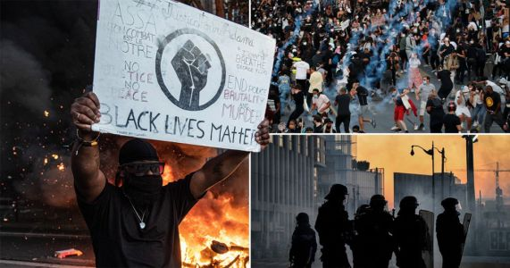 Outrage grows over George Floyd death as protests spread across the globe