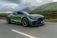 Mercedes-AMG GT R Pro 2019 UK review