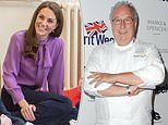 Queen's former chef reveals recipe to Kate Middleton's favourite dessert of sticky toffee pudding
