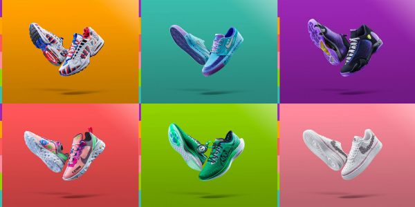 Nike has partnered with Doernbecher Children's Hospital and six of its patients to design sneakers that raise money for clinical care, research, and education