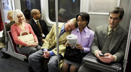 Biters, Booze And Boiled Eggs - The Most WTF Moments Witnessed By Commuters