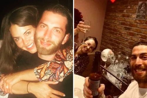 Lacey Turner's husband builds her a Queen Vic at home to celebrate her birthday