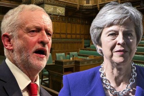 BREAKING Jeremy Corbyn hit by Brexit rebellion as five MPs resign to vote for closer ties to EU