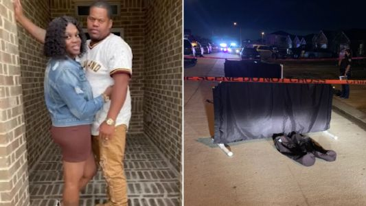 Dad shot dead 'after taking his daughter, 15, to fight other teens'