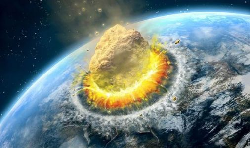 Asteroid danger: Chilling video predicts the devastating impact of 'God of Chaos' on Earth
