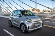 Smart EQ ForTwo 2020 review