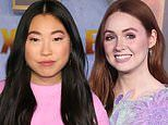 Awkwafina and Karen Gillan reunite for upcoming film Shelly.after starring in Jumanji together