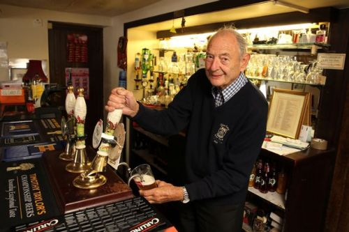 Britain's oldest pub landlord isn't reopening on Saturday - as it's too risky