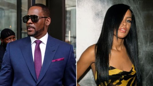R Kelly charged with bribing official for fake ID that proves Aaliyah was 15-years-old when they married