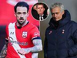 Southampton remain firm star striker Danny Ings will NOT leave the club despite Tottenham interest