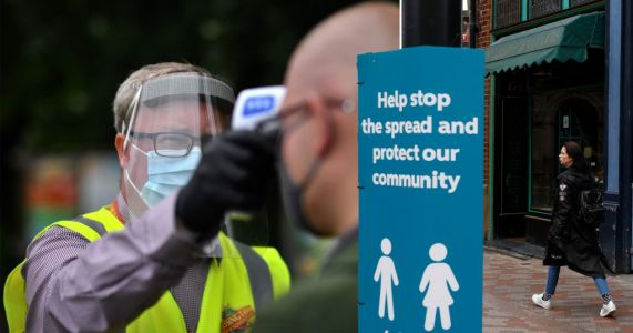 UK coronavirus death toll rises to 44,236 after another 16 die