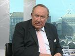 Andrew Neil urges Boris Johnson to submit to an interview in a prime-time BBC challenge
