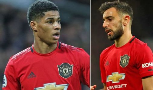 Man Utd star Marcus Rashford names best Bruno Fernandes traits after stunning start