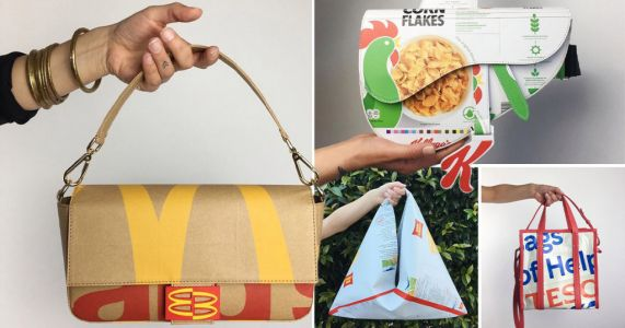 This Instagram account has made cereal box handbags into the accessory we never knew we needed