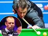 Ronnie O'Sullivan slammed by Mark Williams for 'slagging off the tour' after World Championships tie