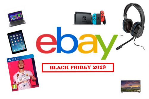 EBay UK Black Friday deals - Early 20% discount code live now
