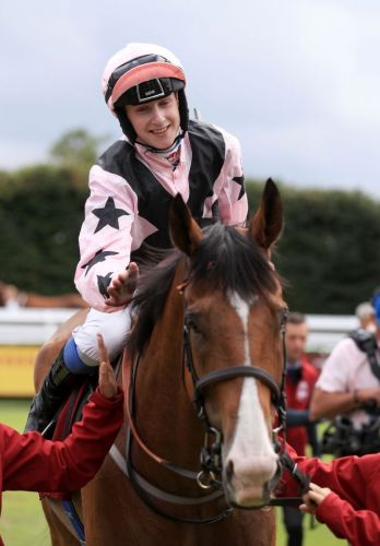 Flat jockey Nathan Evans set to face lengthy ban after testing positive for banned drug thought to be cocaine