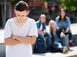 Boys are TWICE as likely as girls to be bullied about their sexual orientation, study finds