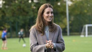 Kate Middleton may have just accidentally revealed her most used emojis and lol