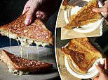 Australians find BEST grilled cheese toastie at Maker and Monger in Prahran Market in Melbourne