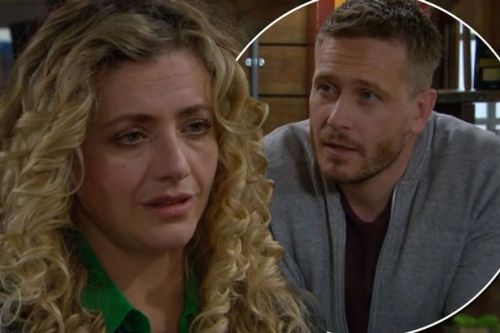 Emmerdale abuser Maya disgusts fans after conning David out of his savings