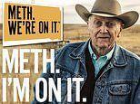 South Dakota's new 'Meth. I'm on it' campaign sparks confusion and ridicule