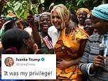 Ivanka Trump is roasted over tweet about women of the Ivory Coast