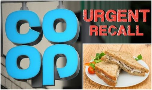 Co-op issue urgent food recall on popular sandwich over metal fears - check affected item