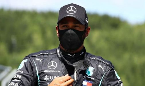 Lewis Hamilton avoids grid penalty for Austrian Grand Prix after yellow flag incident