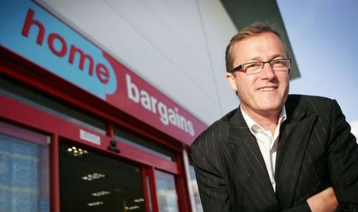 Meet Liverpool's richest man: Home Bargains owner goes from market trader to £3bn magnate