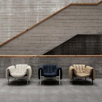 Dezeen Showroom launches with products from Vitra, Hem, Luceplan and Maruni