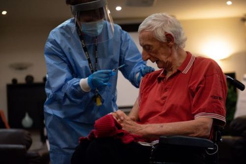 A Significant Number Of Staff At Some Care Homes Have Declined The Coronavirus Vaccine