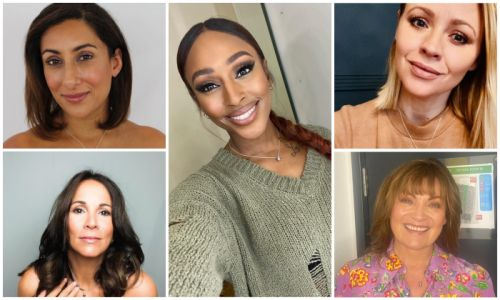 Lorraine Kelly, Saira Khan & more celebrities are wearing this special necklace - here's why