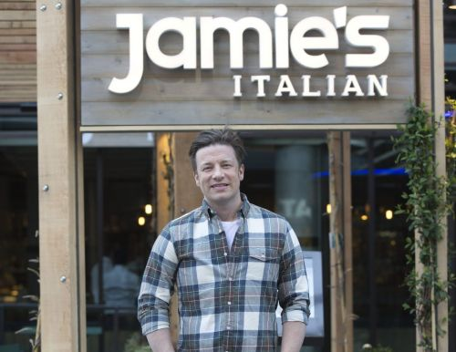 Jamie Oliver turns attention to tackling childhood obesity after restaurant empire crumbles