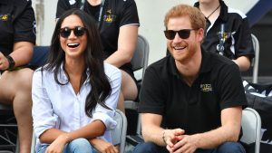 This is apparently why Prince Harry and Meghan Markle hold hands in public, but William and Kate don't