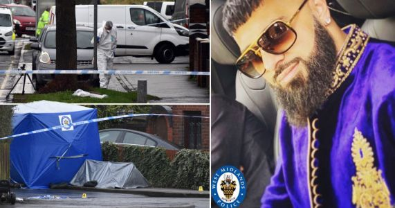 'Drugs gangster' accused of killing own brother with a crossbow in double murder