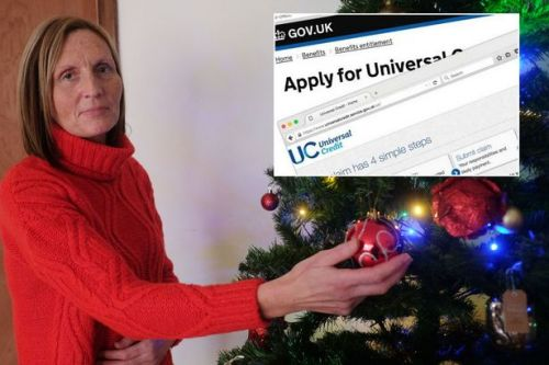 Mum on Universal Credit in tears after she's left with just £64 for Christmas