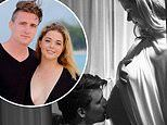 Pretty Little Liars star Sasha Pieterse announces she is pregnant with her first child