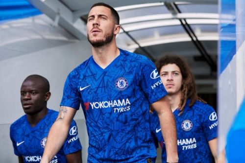 Chelsea kit 2019/20: First pictures of new Chelsea shirt -home kit unveiled