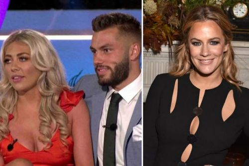 Love Island's Paige and Finn reveal they were told about Caroline Flack's tragic death before live final