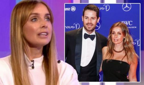 Louise Redknapp admits she was 'scared' to include marriage breakdown in new book